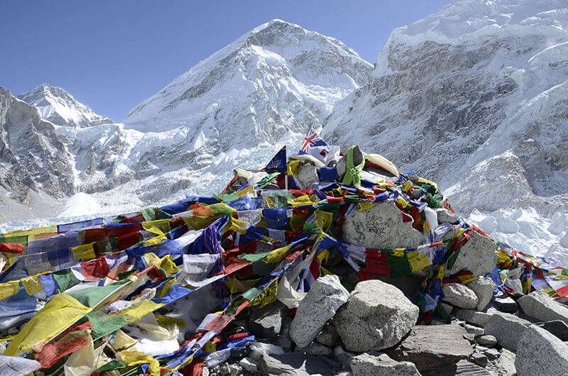 The Gokyo Lakes and trekking to the Everest base camp – have an earthquake changed anything?